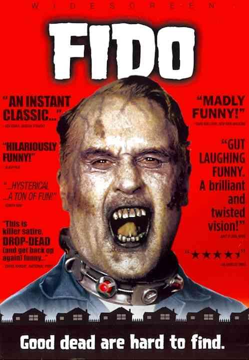 FIDO BY MOSS,CARRIE-ANNE (DVD)